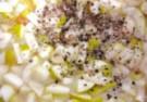 Wanilia z gruszką, pieprzem i dulce de lech