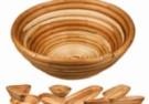 Niezbędnik piekarza: koszyki wiklinowe do wyrastania ciasta na chleb