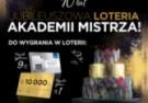 Jubileuszowa loteria Akademii Mistrza