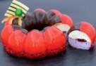 Tort jagodowo cytrynowy