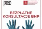 Zapraszamy na bezpłatne konsultacje BHP