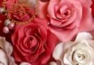Sztuka dekoracji: Róża na 5 sposobów