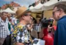 Festiwal tego, co dobre: Chleb, ser i wino w Sandomierzu