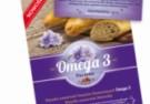 Kwasy tłuszczowe  Omega-3 pozyskasz także z pieczywa